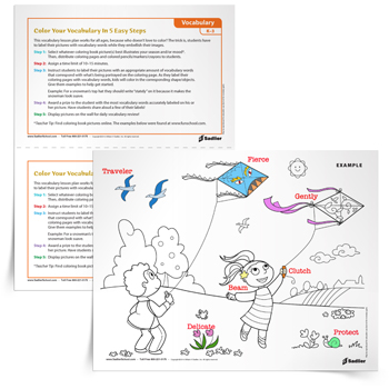 Keep vocabulary instruction fresh and fun with my printable vocabulary activities for 4th grade. These activities are guarenteed to keep students engaged in learning. Simply, download and print!