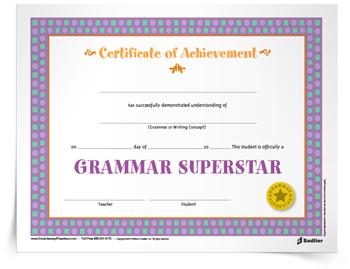Grammar- superstar