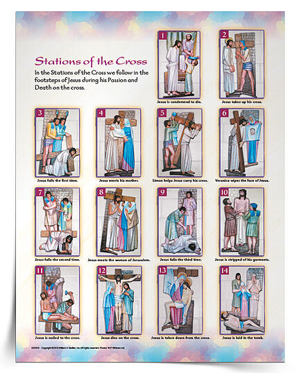 Holy Week Resources for Families Stations of the Cross