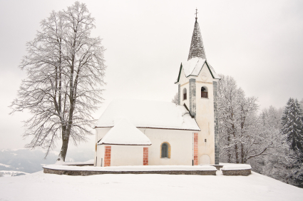 """January Psalms Reflection - There is a contentment wrapped into this time of year, one that is given eloquent expression in Psalm 131:2 - """"It is enough to keep my soul still and quiet like a child in its mother's arms, as content as a child that has been weaned."""""""