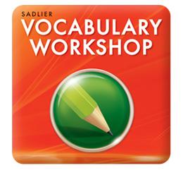 Vocabulary Workshop, Grades 6-12+, Online Assessments