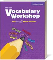 Vocabulary Workshop