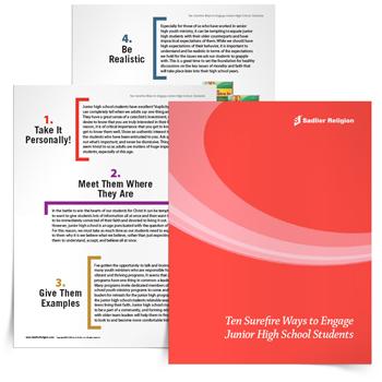 Ten Surefire Ways to Engage Junior High School Students