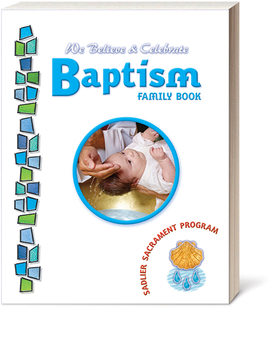 Guide Families As They Celebrate a Catholic Infant Baptism
