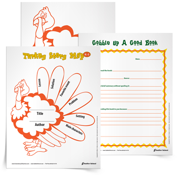 Thanksgiving-Graphic-Organizer
