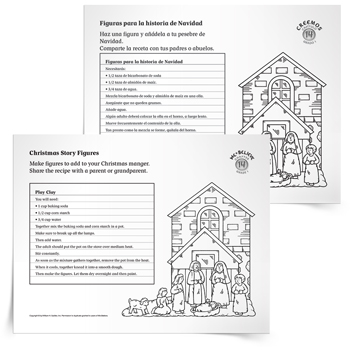 Christmas-stories-activity