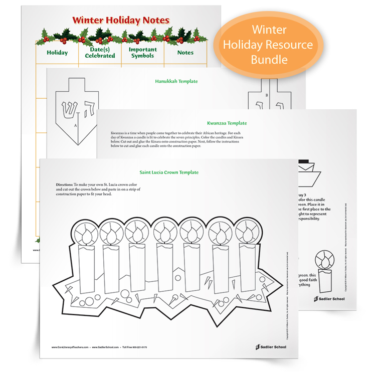 Winter Holidays Around The World Lesson Plans For Elementary Students. With The Resources In This Article Elementary Students Will Learn About Various Holiday Celebrations Around. First Grade. Kwanzaa Worksheets For First Grade At Mspartners.co