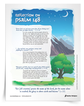 psalm-148-reflection