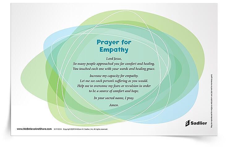 Catholic Virtues Series: Empathy and Comfort
