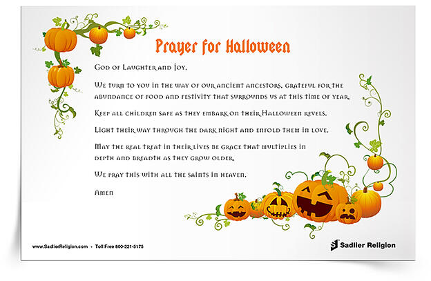 download my prayer for halloween and use it in your home or parish to pray for