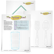 printable-grammar-worksheets-perfect-meal-writing-activity