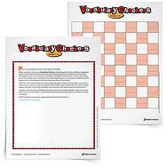 Vocabulary Games for 6th Grade