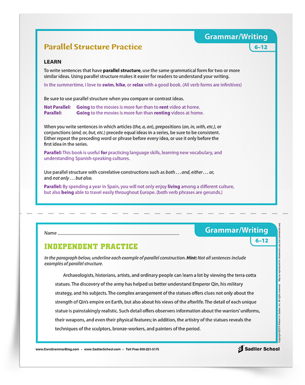Essay Structure Worksheet