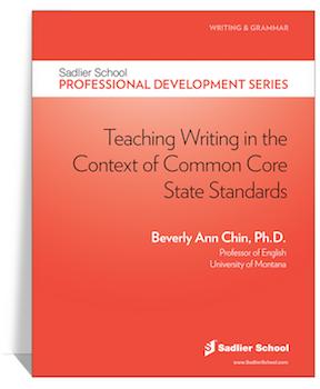 Writing-CCSS-eBook