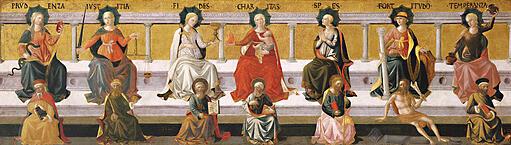 Catholic-Virtues