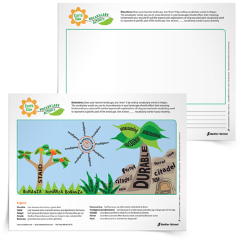 Keep vocabulary instruction fresh and fun with my printable vocabulary activities for 3rd grade. These activities are guaranteed to keep students engaged in learning.
