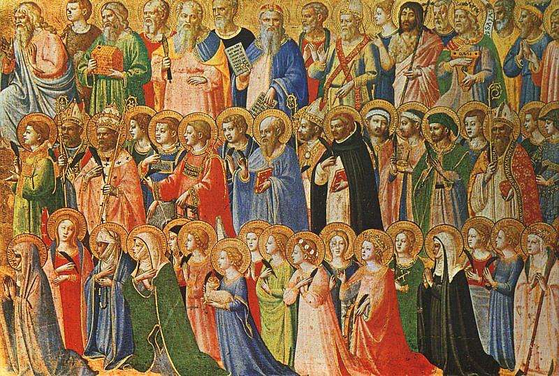 All Saints Santos