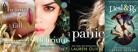 Lauren Oliver Author Interview