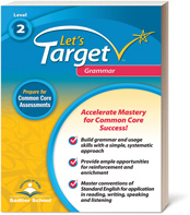 Let's Target Grammar