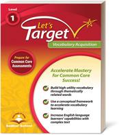 Let's Target Vocabulary Acquisition