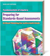 Preparing for Standards Based Assessments