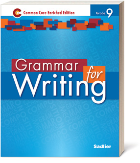 Grammar for Writing