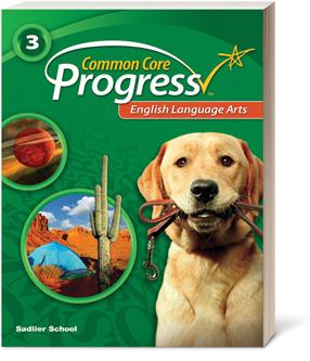 Common Core Progress English Language Arts