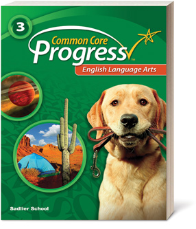 Common Core Progress English Language Arts
