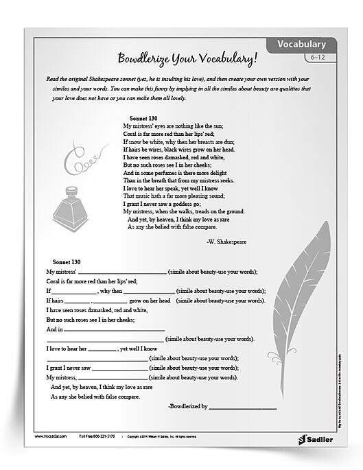 Vocabulary-Activity