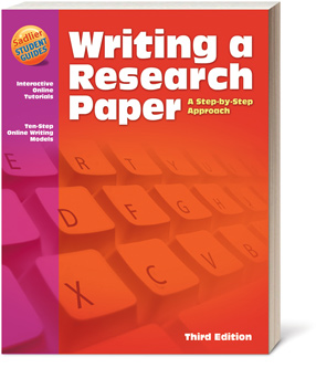 ten steps in writing the research paper Introduction if you have just been told that you have to write a research paper and feel a  we know the following steps will  for writing a research paper, .