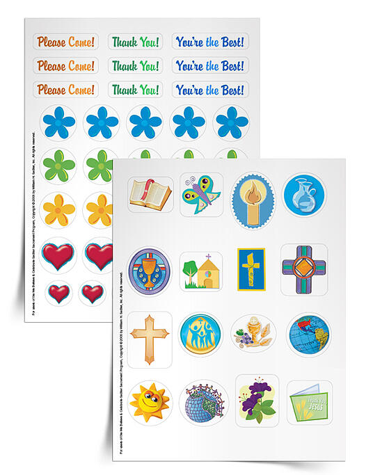Prayer-Stickers