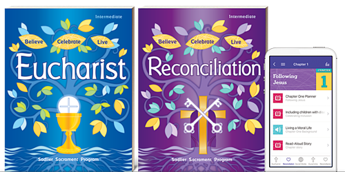 Stay Close to the Sacraments of Reconciliation and Eucharist