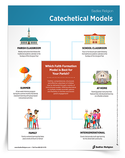 Six Models of Catechesis