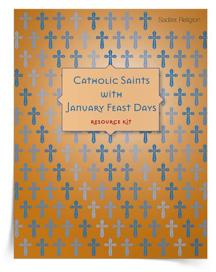 January Feast Days Catholic Saints