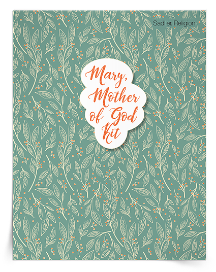 Download a Mary, Mother of God Kit that contains prayers and activities to honor Mary, the Church's greatest saint.