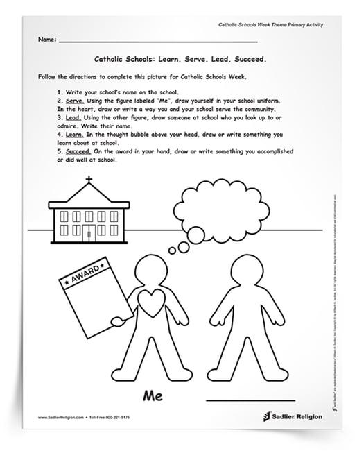 catholic-schools-week-ideas