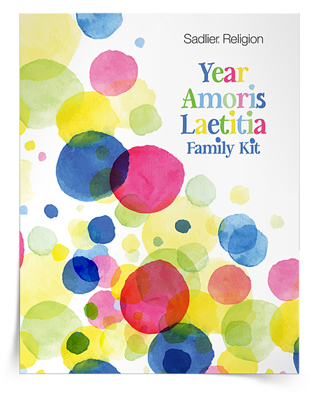 "Year ""Amoris Laetitia Family"" Printable Resources"
