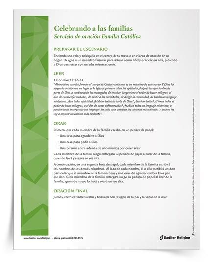 actividades de verano para las familias católicas que se pueden imprimir