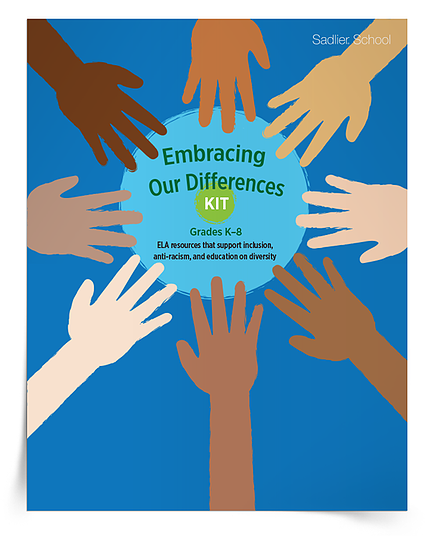 Diversity Activities in the Classroom - Embracing Differences Kit
