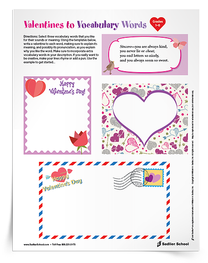 valentines-to-vocabulary-words-worksheets-pdf