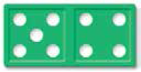 using-dominoes-five-four-tile