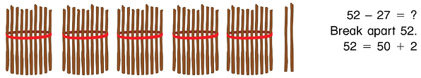 using-bundles-of-sticks-break-numbers-apart-to-subtract