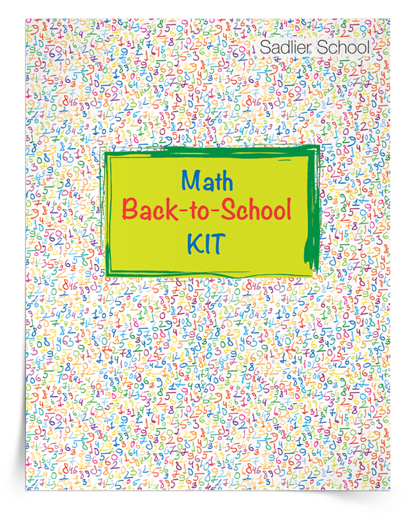 In addition to planning icebreaker activities so you can get to know new students, the beginning of the new year can be stressful with teaching classroom routines, establishing a classroom community, assessing students' previous knowledge, and diving into content-area instruction.  Download the Math Back-to-School Kit filled with resources that will help relieve some of the stress