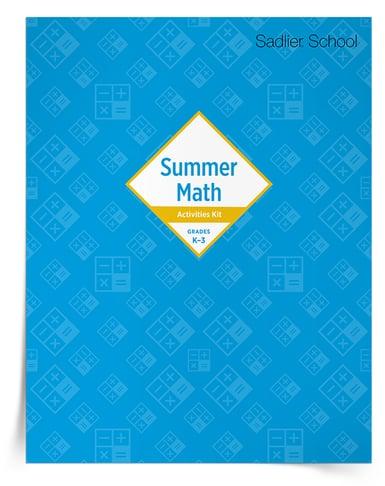 Summer Math Worksheets for Grades K–3