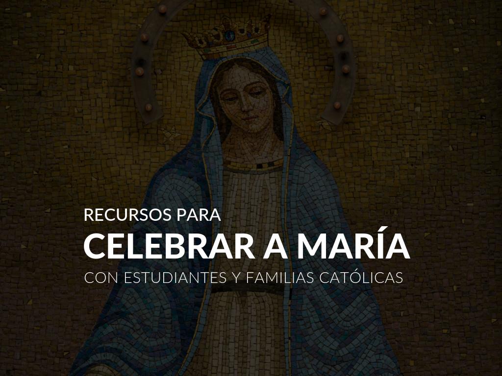 De hecho, mayo es el mes de María. Este mes de mayo, celebre a María, la santa más importante de la Iglesia, con estas actividades y recursos sugeridos sobre María, Madre de Dios.