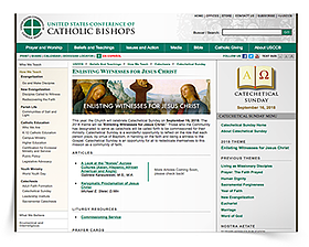 Catechetical Sunday 2018 Resources