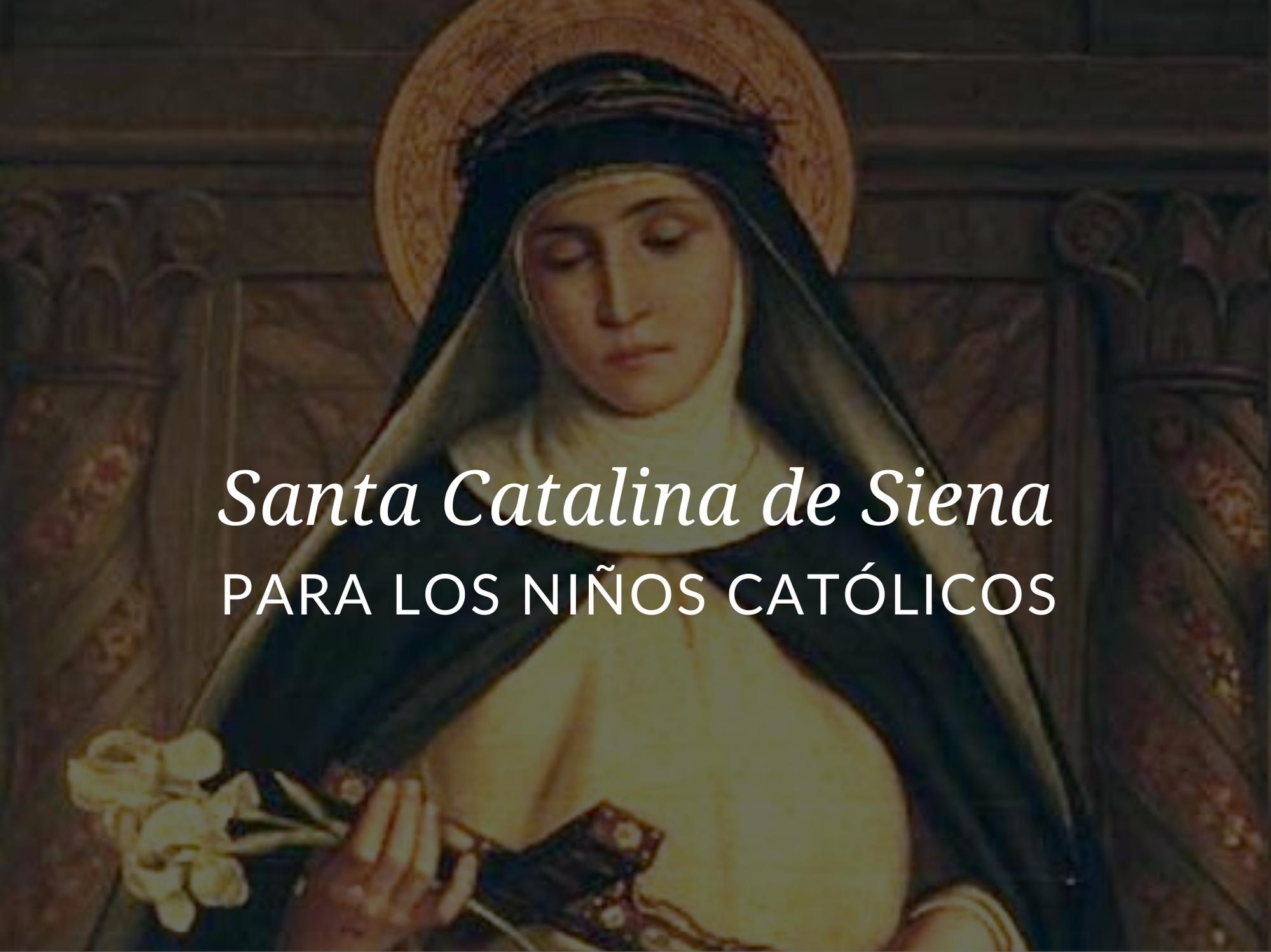 En este artículo, encontrará una breve biografía y unaactividad imprimible gratuita que se puede utilizar para aprender más sobre santa Catalina de Siena, una santa popular para niños.