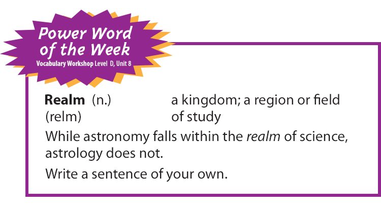Use my vocabulary Power Word of the Week to ensure vocabulary instruction occurs daily in your classroom!