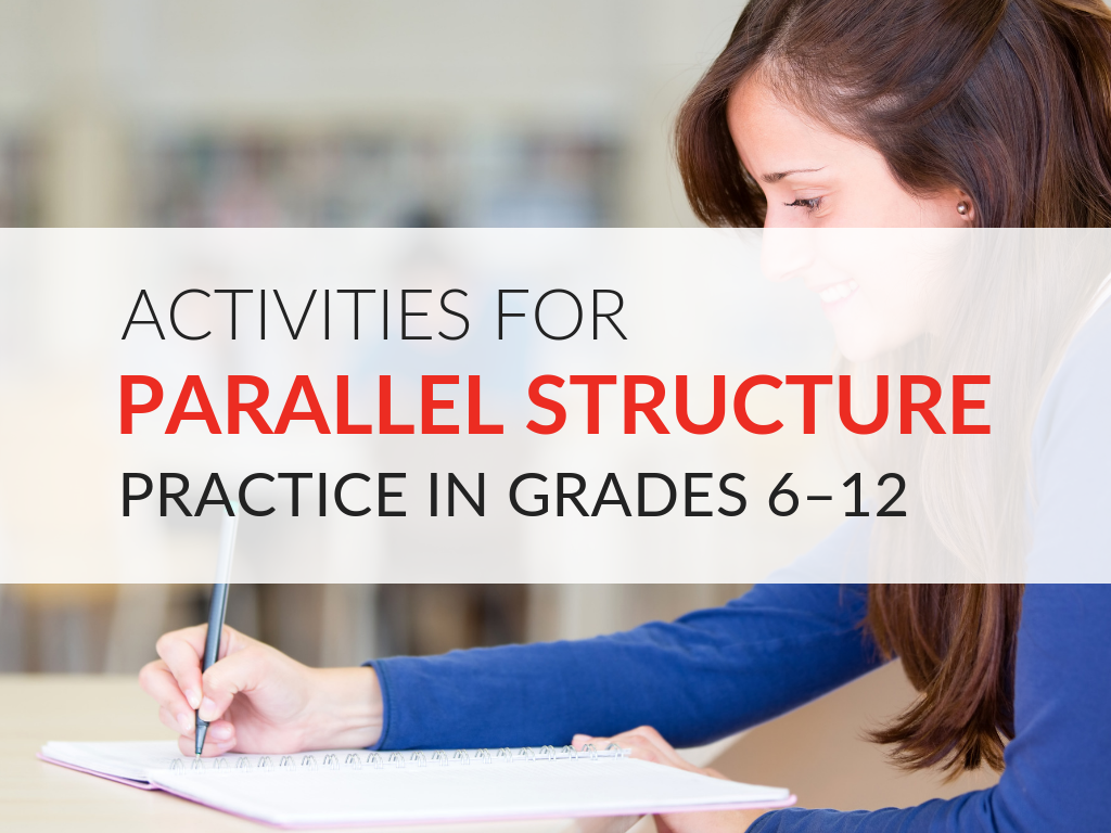 activities-for-parallel-structure-practice