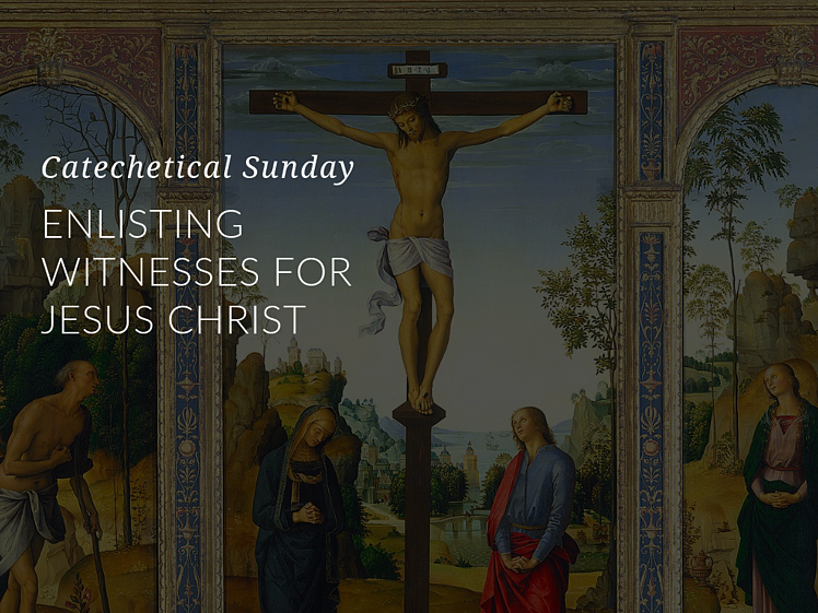 This year Catechetical Sunday will fall on September 16, 2018. Download an exclusive Catechetical Sunday 2018 Toolkit to bring these, and other, efforts to life for your Catechetical Sunday celebrations.